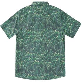Hippy Tree Spruce Chemisier tissé Homme, green
